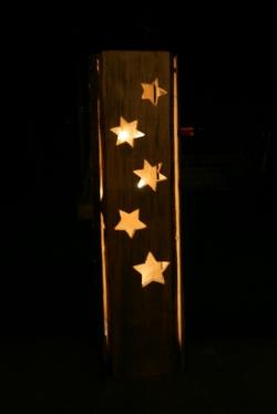 Lichtersäule 100cm
