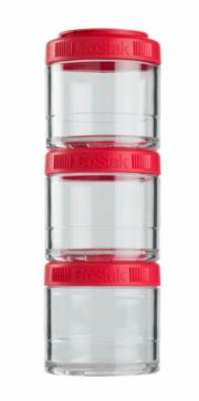 Blender Bottle - GoStak 3er Pack