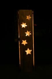 Lichtersäule 50cm