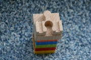 Adapter Eisenbahn-Lego/Duplo